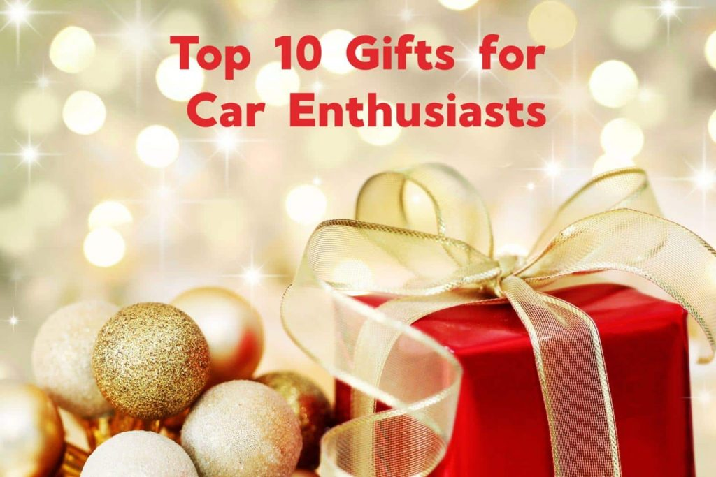 What to get car enthusiasts for Christmas