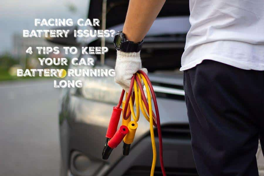 Why does my car battery keep dying? 4 Common Reasons and What you can do about it